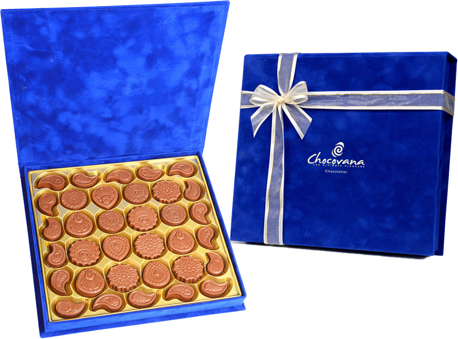 Sonam Traditional, 34 Pcs Customized Belgian Chocolate